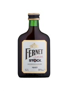 Fernet Stock original 0,2l