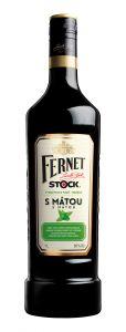 Fernet Stock Máta 1,0l