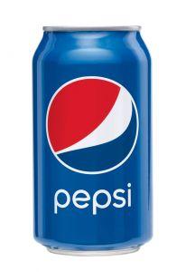 Pepsci Cola plech 0,33l