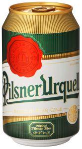 Pilsner Urquell, plechovka 0,33l