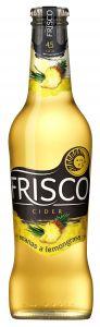 Frisco Ananas & Lemongrass, lahev 0,33l