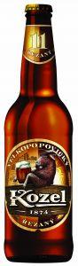 Velkopopovický Kozel Řezaný 11, lahev 0,5l