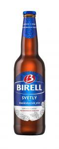 Birell Světlý, lahev 0,5l