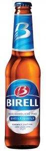 Birell Světlý, lahev 0,33l