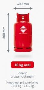 Propan - Butan 10kg