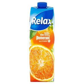 Relax juice pomeranc
