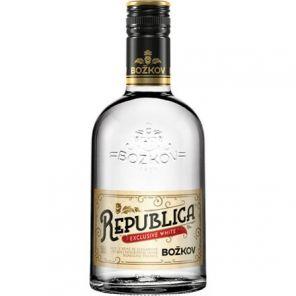 Republika Exclusive White 0,7l