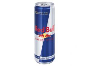 Red Bull plech 0,355l
