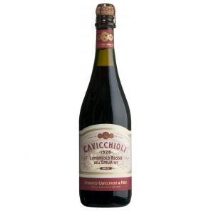 Cavicchioli Lambrusco Rosso 0,7l
