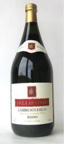Bellissimo Lambrusco Emilia Rosso 1,5l