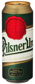Pilsner Urquell, plechovka 0,5l