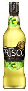 Frisco Jablko & Citrón, lahev 0,33l