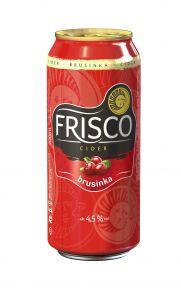 Frisco Brusinka, plech 0,33l