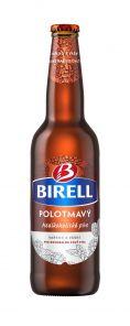 Birell Polotmavý, lahev 0,5l