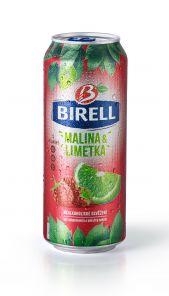 Birell Malina & Limetka, plech 0,5l